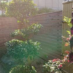 S様邸 フェンス完成。。。。。